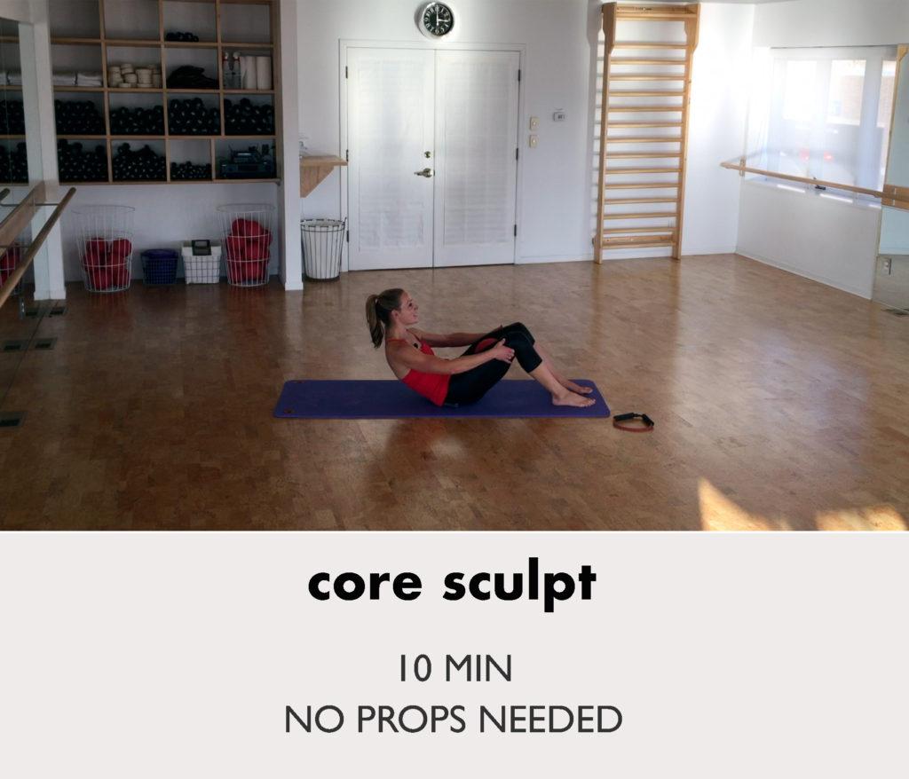 core-sculpt