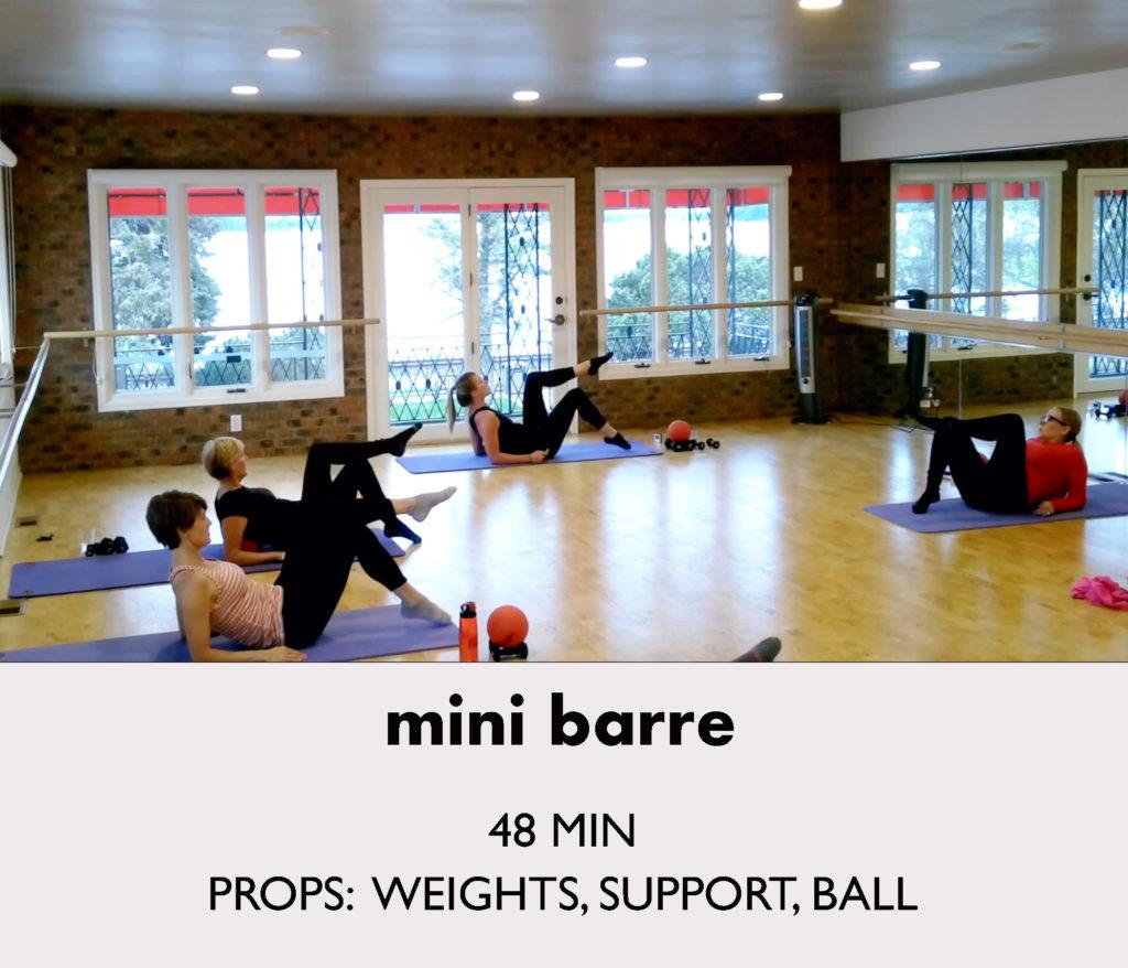 mini-barre