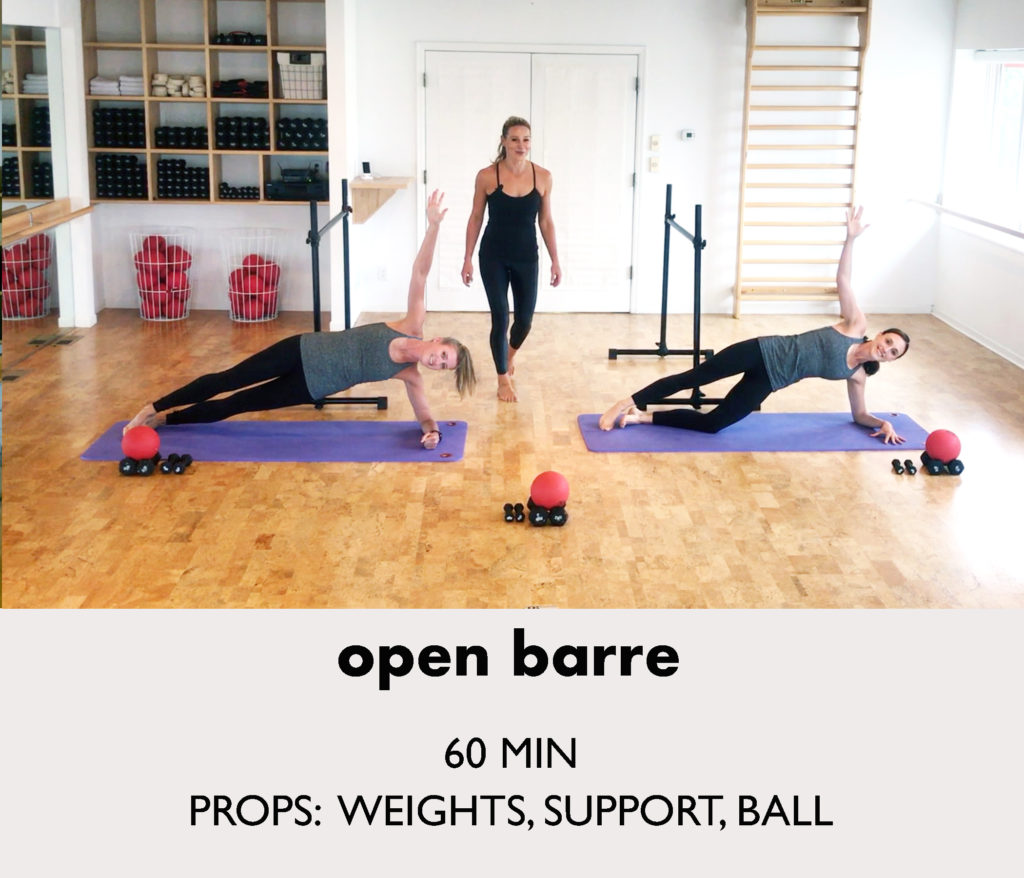 open-barre