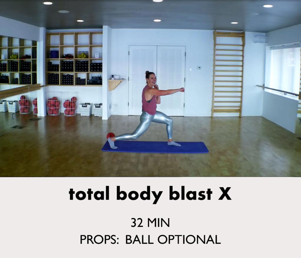 total body blast 10