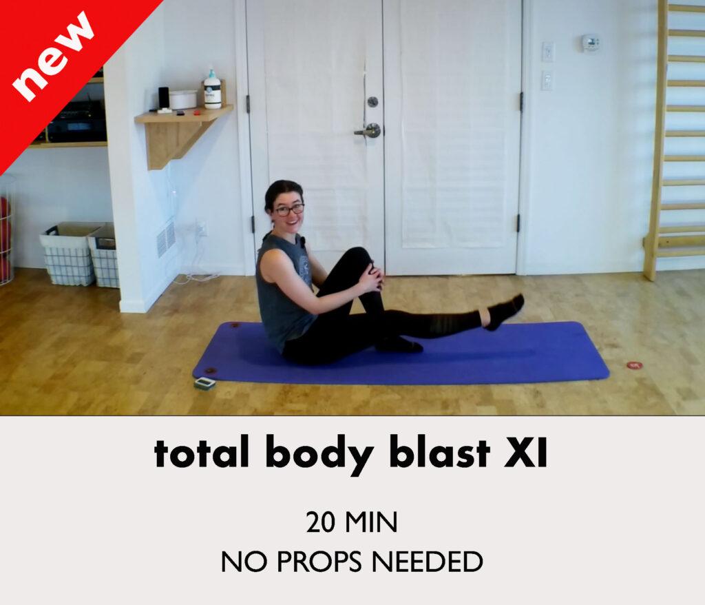 total body blast 11