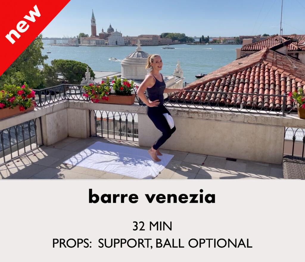 barre venezia
