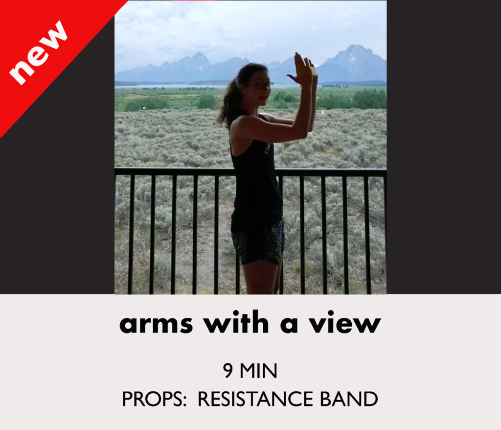 arms with a view